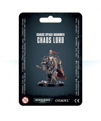 Chaos Space Marines - Chaos Lord