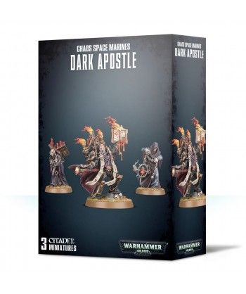 Chaos Space Marines - Dark Apostle