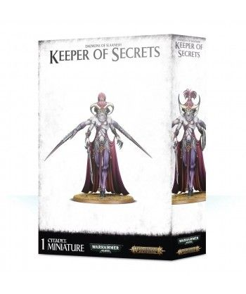 Daemons of Chaos - Keeper of Secrets