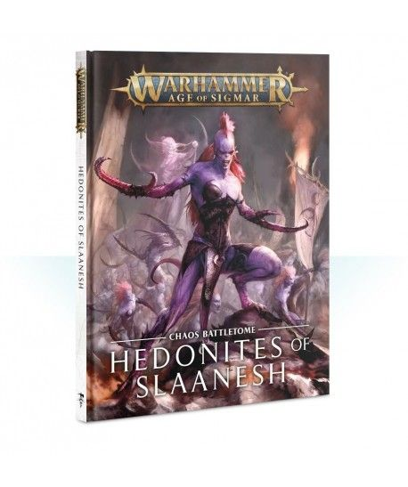 Daemons of Chaos - Battletome: Hedonites of Slaanesh