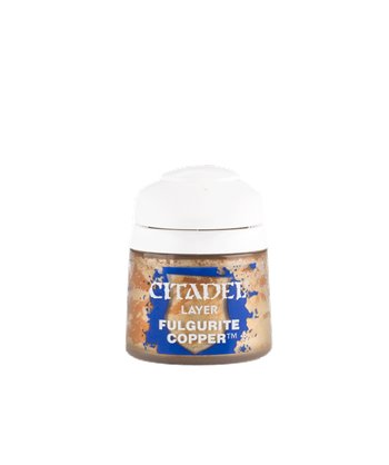 Layer - Fulgurite Copper