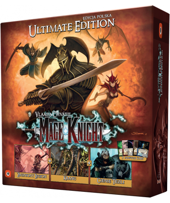 Mage Knight: Ultimate...