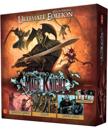 Strona główna - Mage Knight: Ultimate Edition (edycja polska)