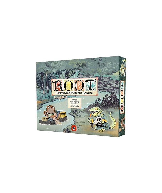 Pozostałe i różne - Root: Plemiona Rzeczne