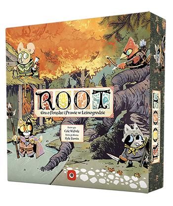 Strategiczne - Root (edycja polska)