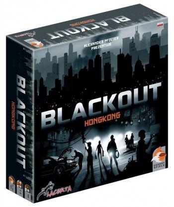 Ekonomiczne - Blackout: Hongkong (edycja polska)