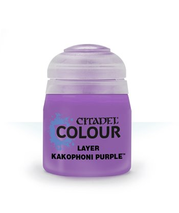 Kakophoni Purple Layer - 1