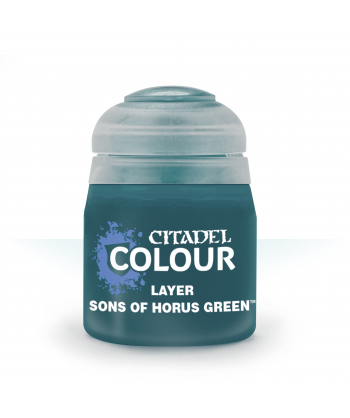 Sons Of Horus Green Layer - 1