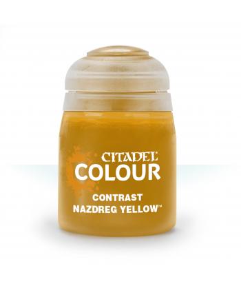 Contrast - Nazdreg Yellow