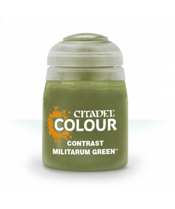 Contrast - Militarum Green