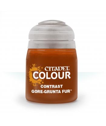 Contrast - Gore-Grunta Fur