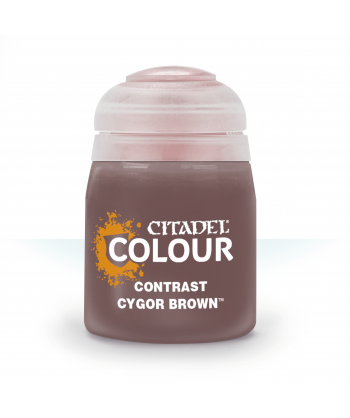 Contrast - Cygor Brown