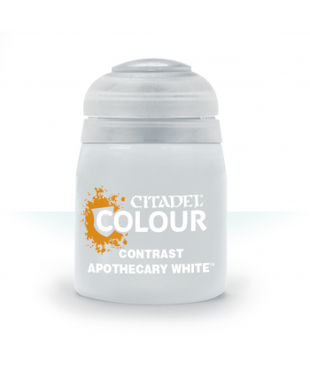 Contrast - Apothecary White