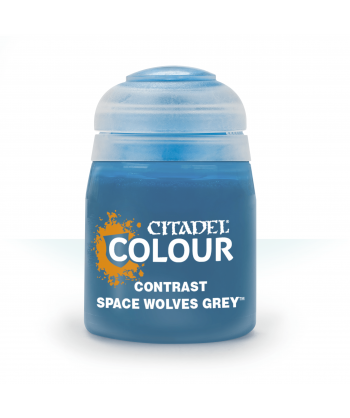Contrast - Space Wolves Grey