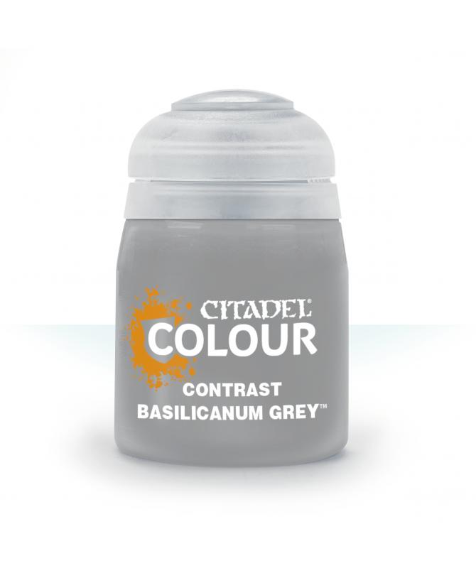 Contrast - Basilicanum Grey