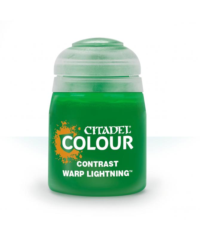 Contrast - Warp Lightning