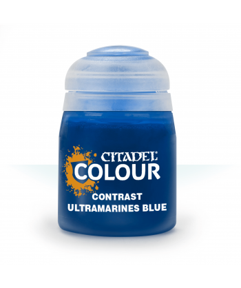 Contrast - Ultramarines Blue