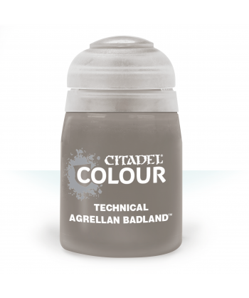 Technical - Agrellan Badland