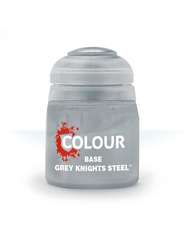 Base - Grey Knights Steel