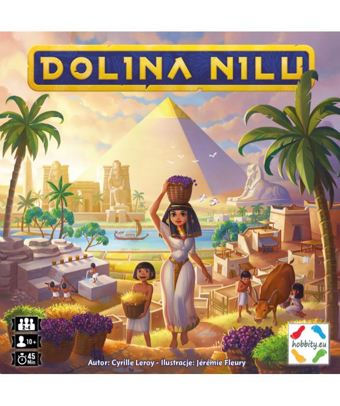 Rodzinne - Dolina Nilu
