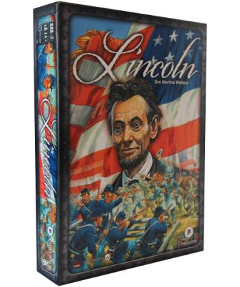 Wojenne - Lincoln (edycja polska)