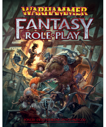 Przedsprzedaż - Warhammer 4ed. Podręcznik podstawowy