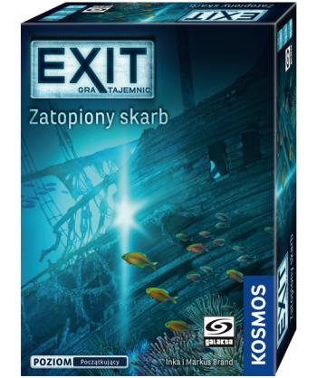 Przedsprzedaż - EXIT: Gra tajemnic - Zatopiony skarb