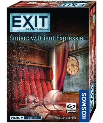 Przedsprzedaż - EXIT: Gra tajemnic - Śmierć w Orient Expressie