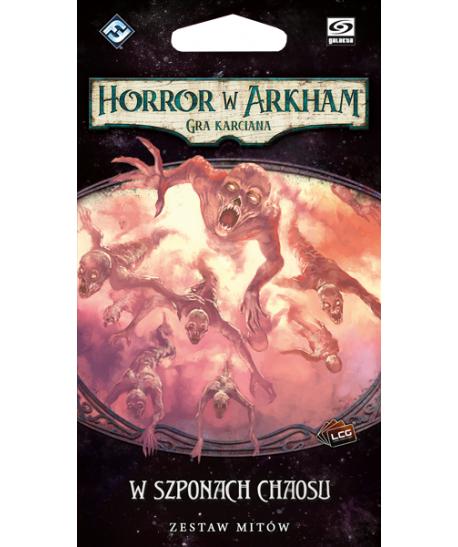 Horror w Arkham LCG - Horror w Arkham: Gra karciana - W szponach chaosu