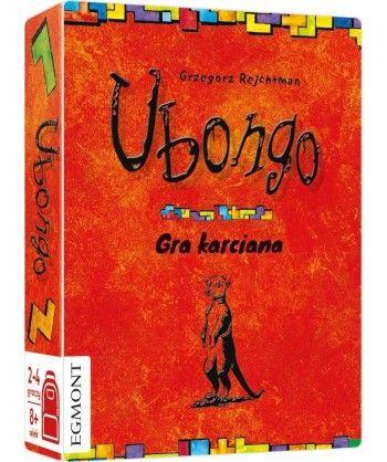 Logiczne - Ubongo: Gra karciana