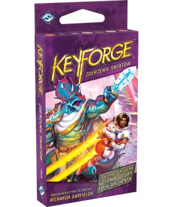 KeyForge - KeyForge: Zderzenie Światów - Talia archonta
