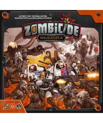 Kooperacyjne - Zombicide: Najeźdźca