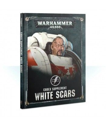 Codex Supplement: White Scars Space Marines - 1