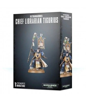 Chief Librarian Tigurius Space Marines - 1