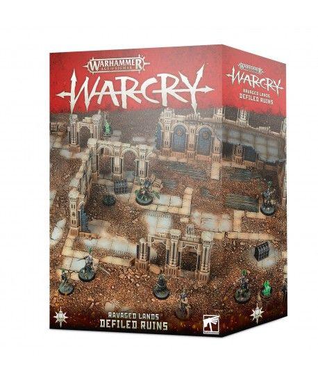 Warcry - Ravaged Lands: Defiled Ruins