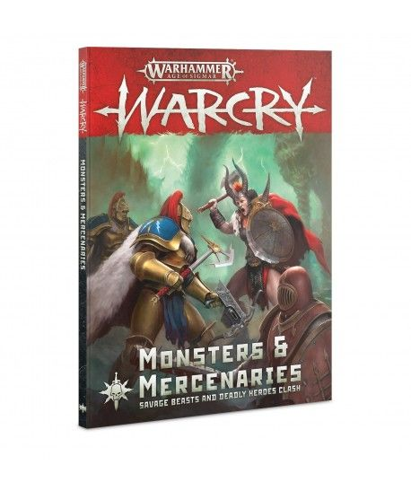 Warcry - Warcry: Monsters & Mercenaries