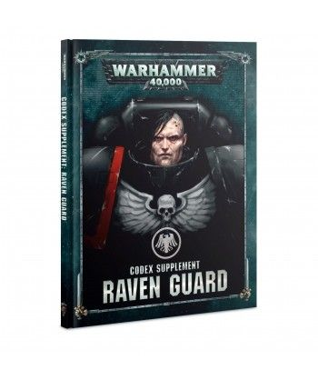Codex Supplement: Raven Guard Space Marines - 1