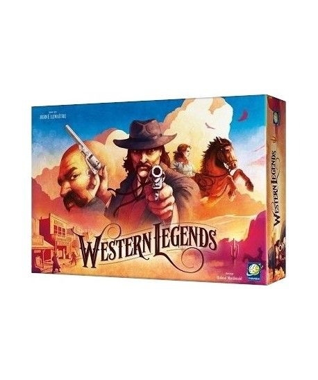 Ekonomiczne - Western Legends (polska edycja)