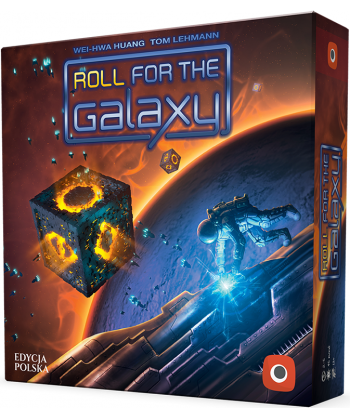 Strategiczne - Roll for the Galaxy (druga edycja polska)