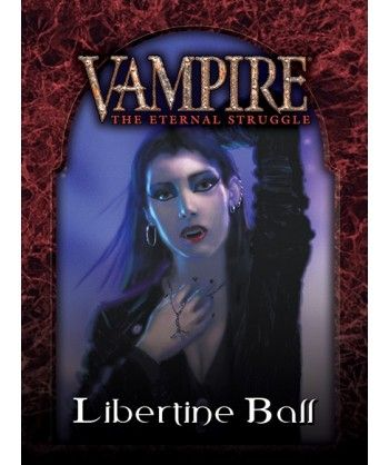 Libertine Ball Vampire: the Eternal Struggle - 1
