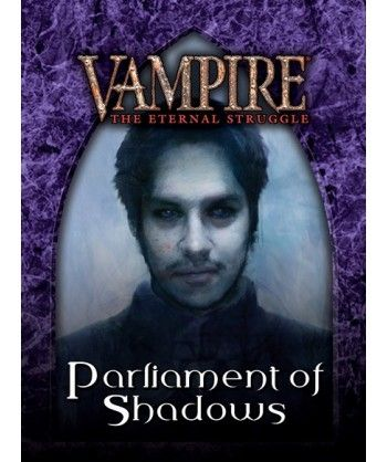 Parliament of Shadows Vampire: the Eternal Struggle - 1