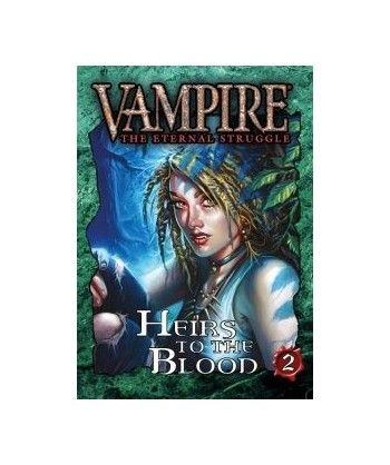 Heirs to the Blood bundle 2 Vampire: the Eternal Struggle - 1