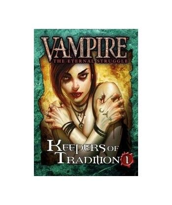 Keepers of Tradition 1 Vampire: the Eternal Struggle - 1