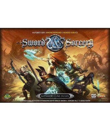 Przygodowe - Sword & Sorcery: Nieśmiertelne dusze