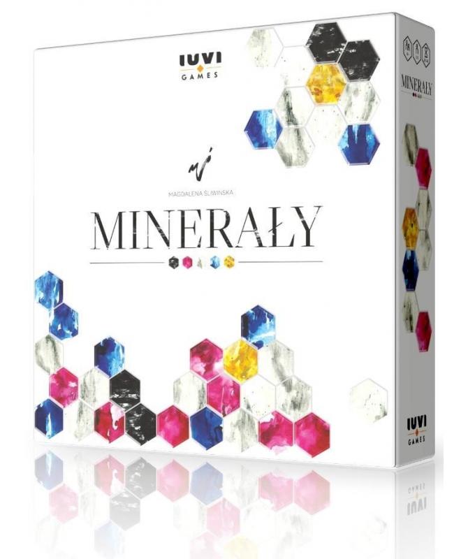 Strategiczne - Minerały