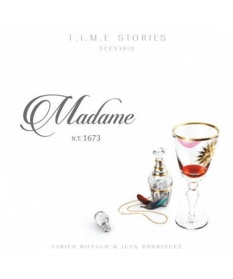 Time Stories - T.I.M.E Stories: Madame