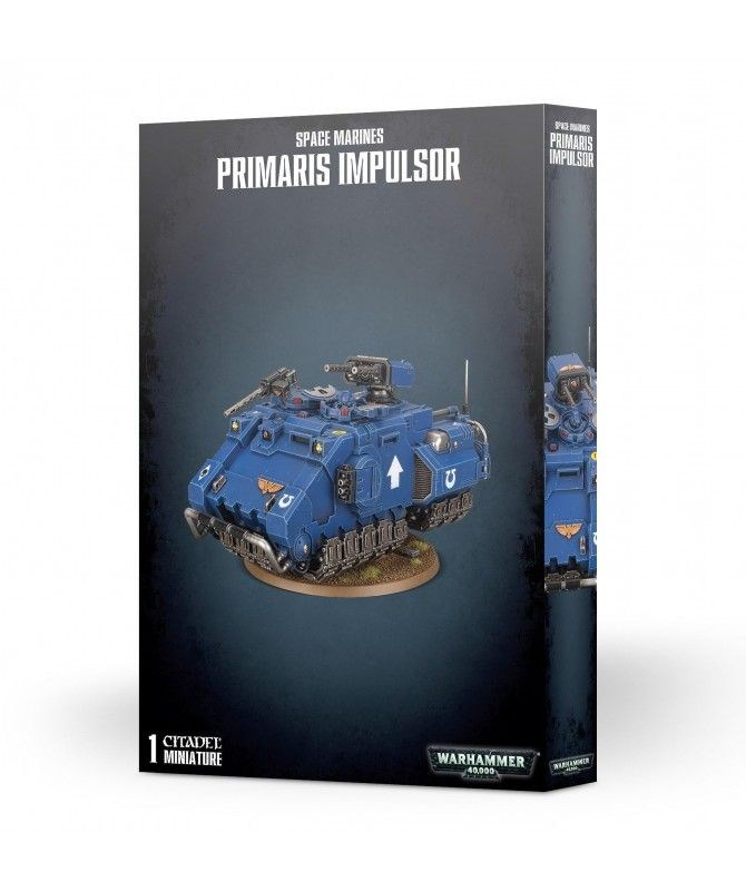 Space Marines - Primaris Impulsor