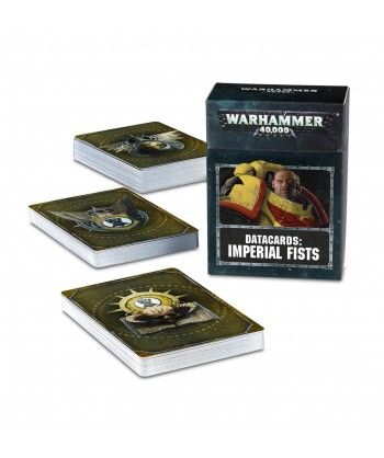 Space Marines - Datacards: Imperial Fists