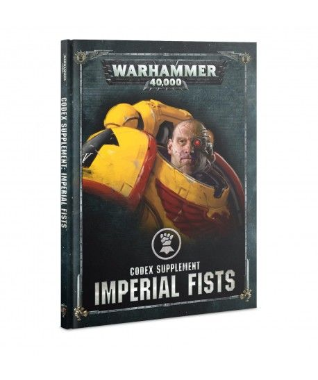 Space Marines - Codex Supplement: Imperial Fists