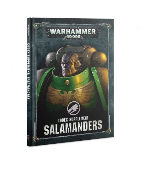 Space Marines - Codex Supplement: Salamanders